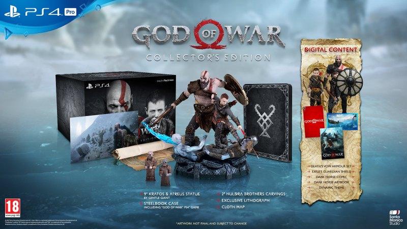 God of War Limited Edition