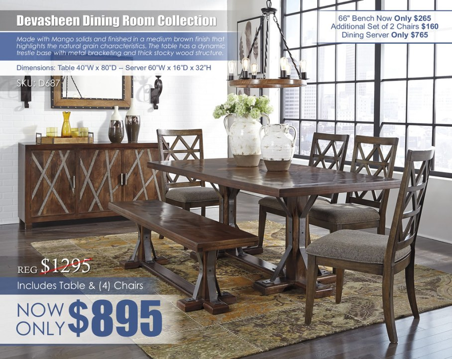 Devasheen Dining Collection_D687-25-01(4)-00-80-R40250