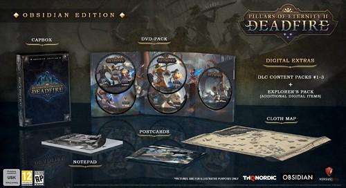 Pillars of Eternity 2 Obsidian Edition