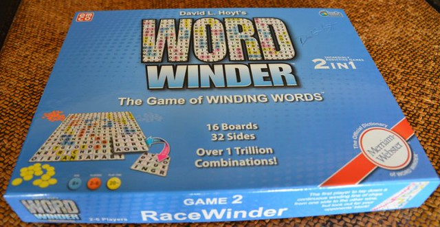 Word Winder Game