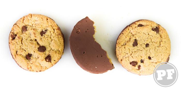 Choco Toddy Chocobase Cookies por PratoFundo.com