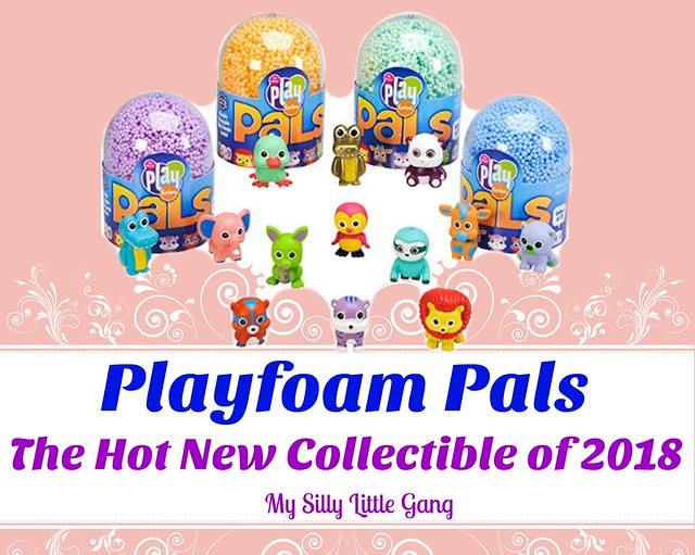 Playfoam Pals The Hot New Collectible of 2018