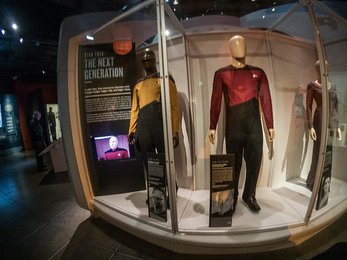 Pickard and LaForge Outfits