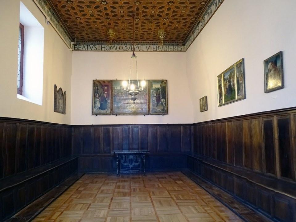 Catedral de Burgos Sala Capitular