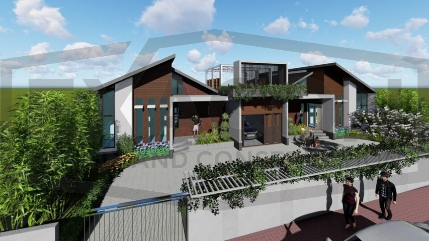 Jasa Desain Rumah Di Depok Exacon Co Id Design And Constructions