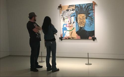 Basquiat Barbican