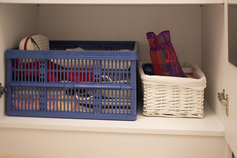 my beauty cupboard