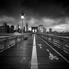 Brooklyn Bridge - New York City - USA