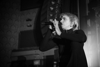 MØ Live in Vancouver