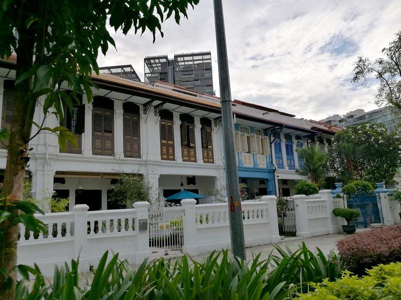 City Girl City Stories: Shophouses