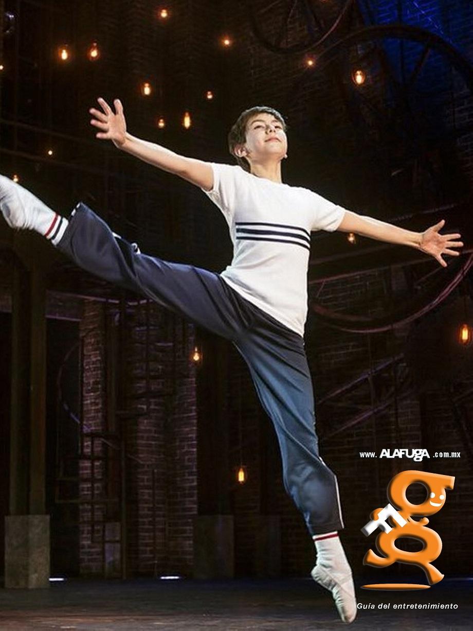 Billy Elliot - Teatro Galerías - (2018-01-20)