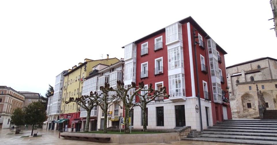 Burgos Plaza de San Fernando