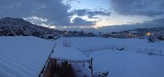 Nous sommes à la montagne ? Non juste dans le Var c'est magnifique ! #Var #Snow #Neige #Mer