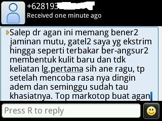 TESTIMONI KESAKSIAN HERBAL JELLY GAMAT
