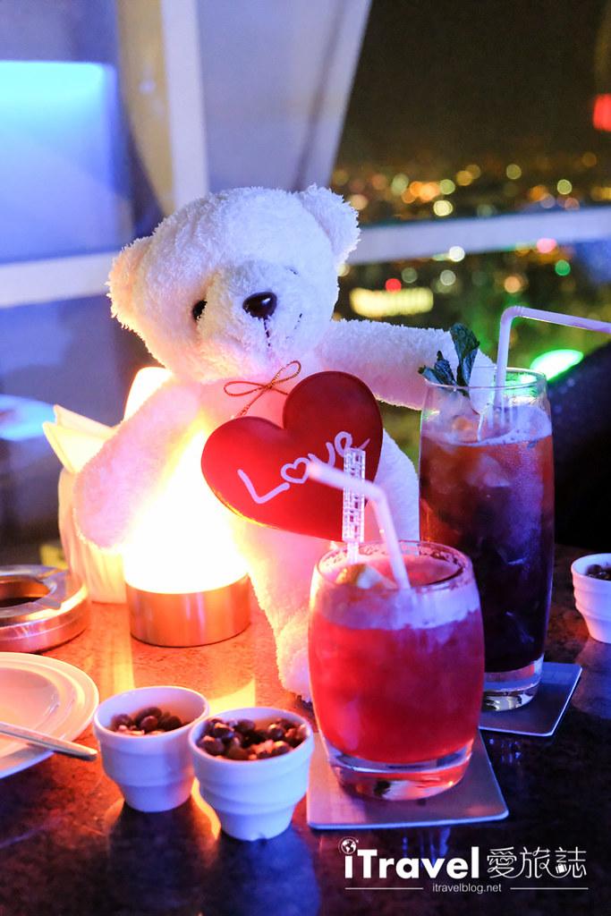 曼谷高空酒吧 Red Sky Bar (23)