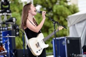 Margaret Glaspy @ Shaky Knees Music Festival, Atlanta GA 2017