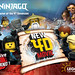Master of the 4th Dimension - a LEGO NInjago 4D movie