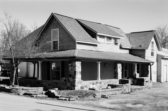 House in old Fishers