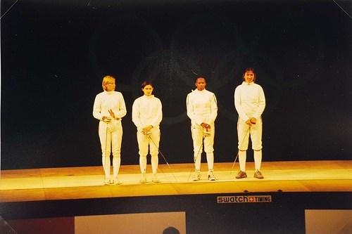 2000 Sydney - Olympic Games - 09/17
