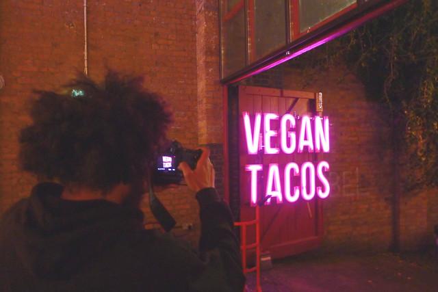 Vegan Nights 3, The Boiler House, Brick Lane