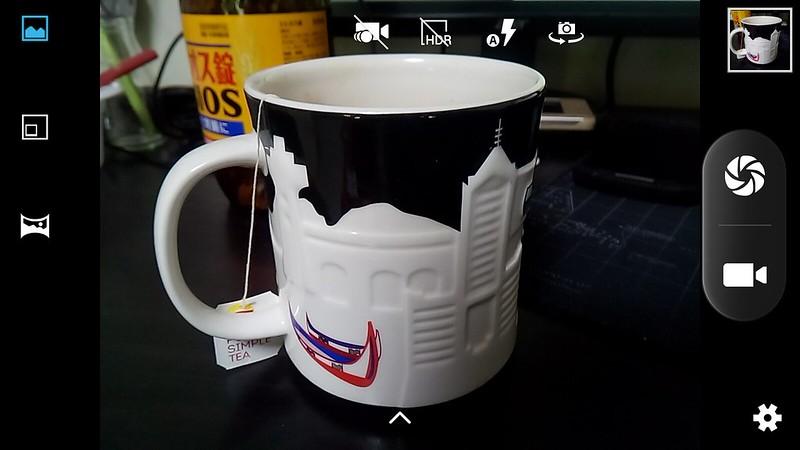 Cubot note plus カメラアプリ (1)