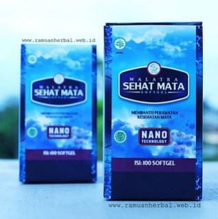 Harga dan Cara Pemesanan Eye Care Herbal Sehat Mata Softgel