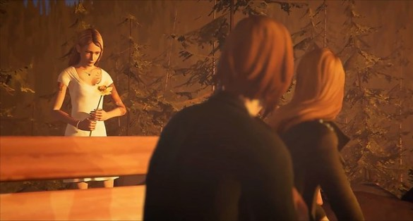 Life Is Strange Before The Storm Episode 3 - Rachel Meets Sera