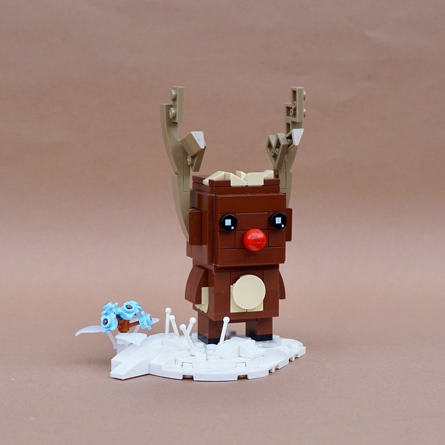 LEGO BrickHeadz Rudolphe