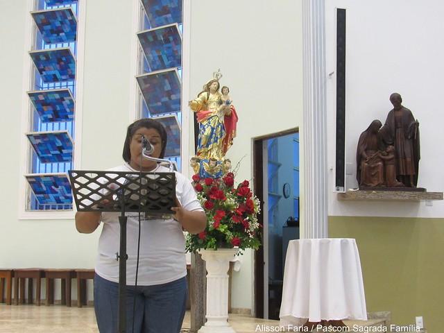 Festa da Sagrada Família e Última Missa em 2017