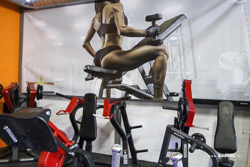 Sudetic toiles PVC Planete Fitness-3