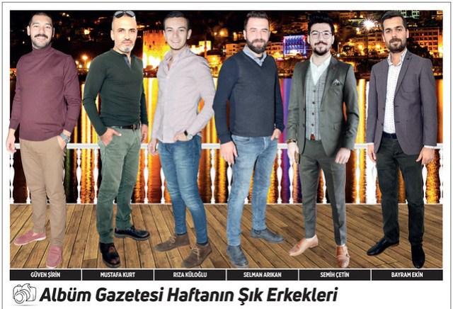 Güven Şirin, Mustafa Kurt, Rıza Küloğlu, Selman Arıkan, Semih Çetin, Bayram Ekin