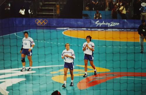 2000 Sydney Jeux Olympiques 23/09