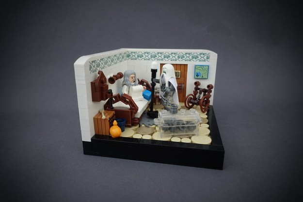 Gondor´s A Christmas Carol - The Warning - Part 2 (MOC Series)