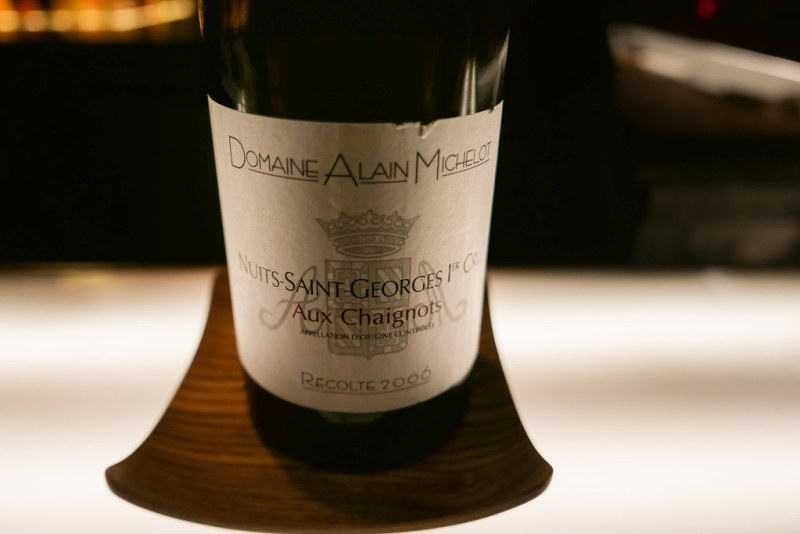 Domaine Alain Michelot, Buits St Georges 1er Cru, 2006