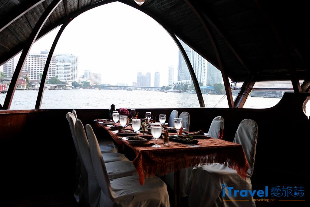 曼谷昭批耶河游船晚餐 (1)