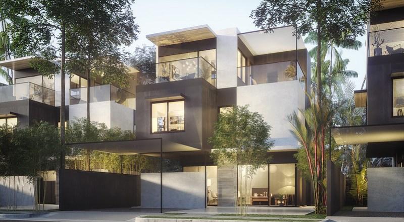 Tranche by Budji+Royal+Architects+Design
