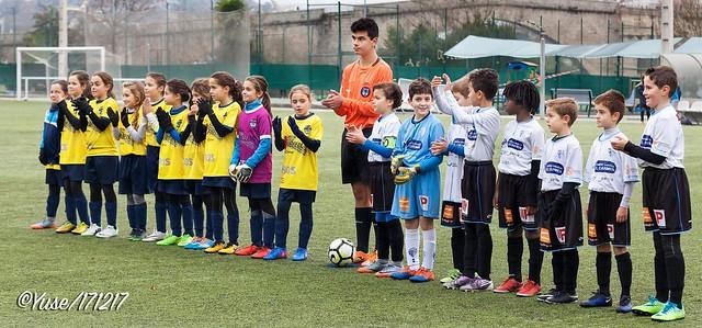 """Rosalía Vs Ourense CF """"B"""""""