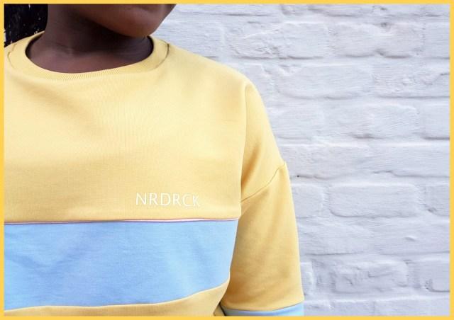 colourblock sweater 2