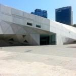 Art Museum of Tel Aviv - sensational inside architecture.