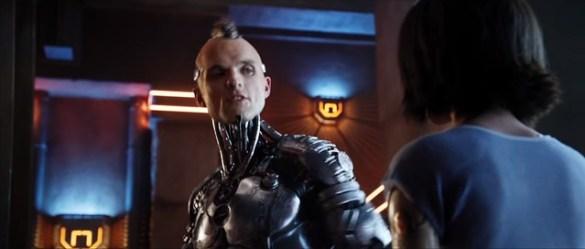 Alita Battle Angel - Cyborg