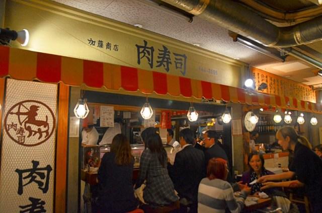 東京肉壽司30