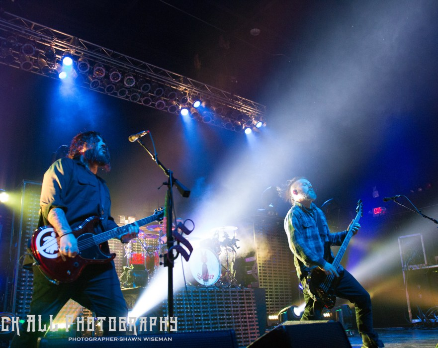 Seether - Express Live - Columbus, Ohio -
