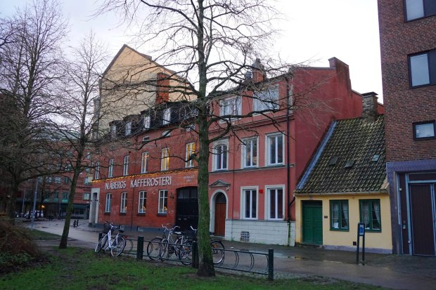 Malmö - Ebba's hus