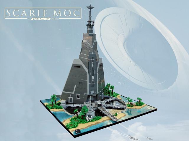 Rogue One - Scarif Citadel