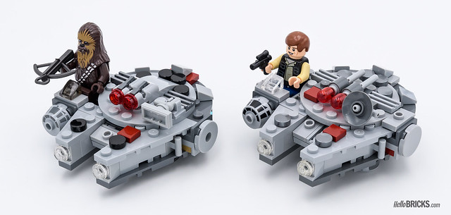 LEGO Star Wars Microfighters 75193 et 75194 04