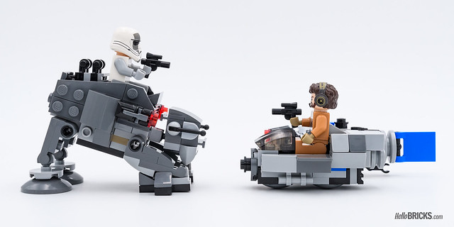 LEGO Star Wars Microfighters 75195 11