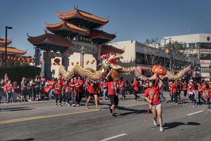 #yearofthedog #chinatown #losangeles #sonya6000
