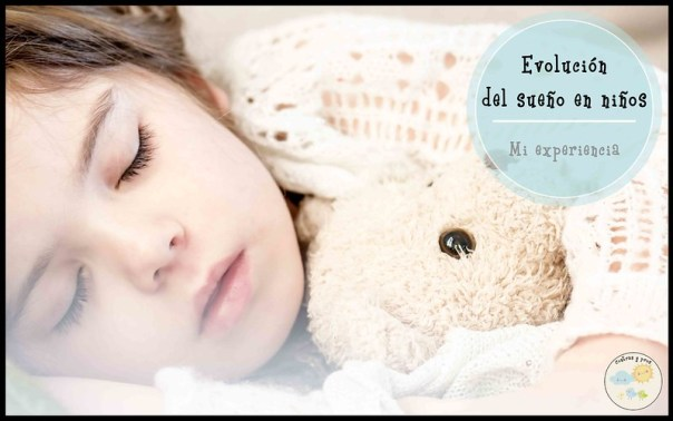 Evolución del sueño en niños
