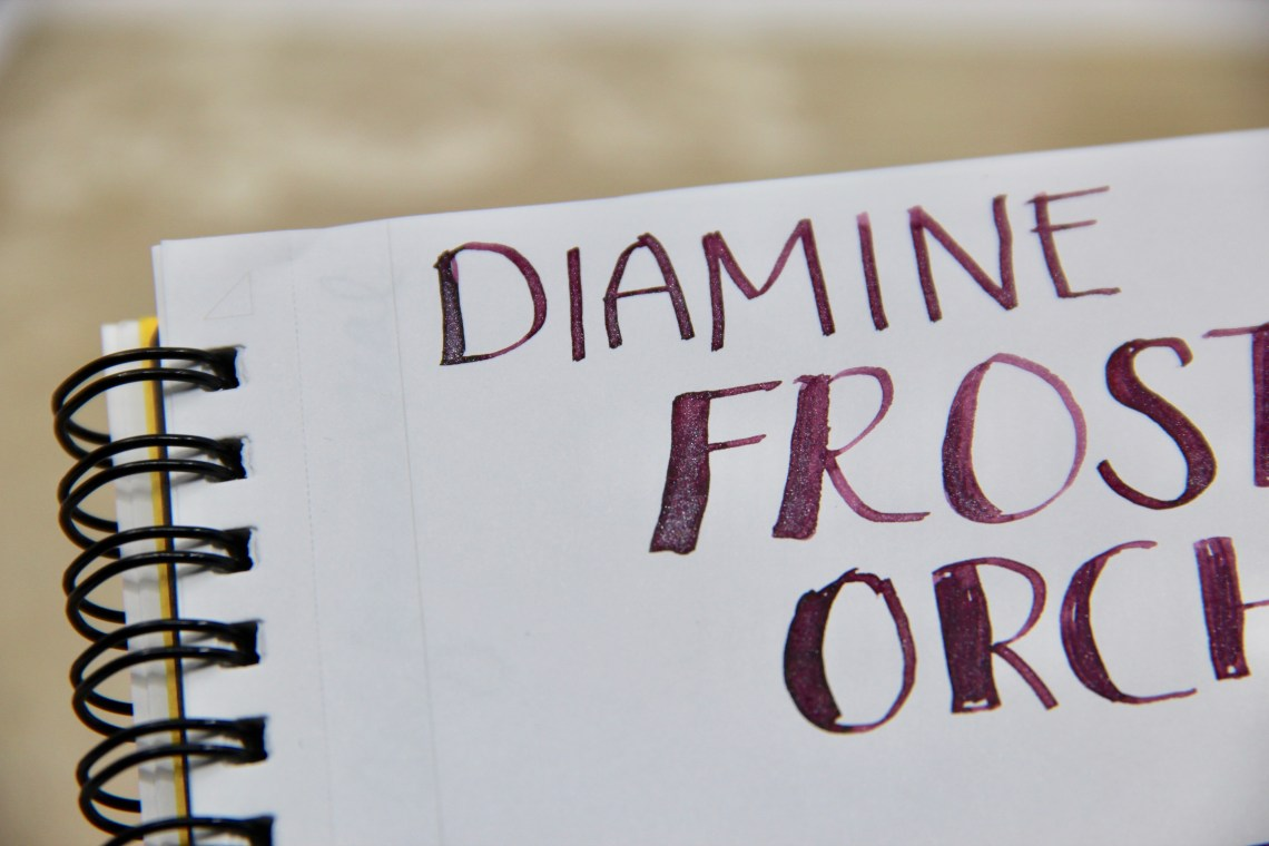 Diamine Frosted Orchid