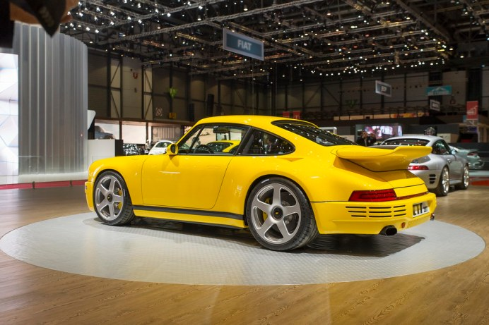RUF GENEVA INTERNATIONAL MOTOR SHOW 2017